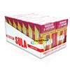 14x Sula Rhubarb Custard Natural Boiled Sugar Free Sweets With Sweetener Toffee