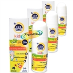 3x SunSense Kids Milk SPF50 Roll-On High Protection For Young Delicate Skin 50ml