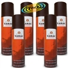 6x Tabac Anti-Perspirant Spray 200ml