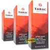 3x Tabac Aftershave Lotion SPRAY 50ml