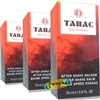 3x Tabac Aftershave Balm 75ml