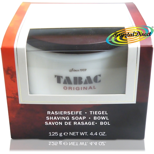 Tabac Shaving Soap Bowl 125gm