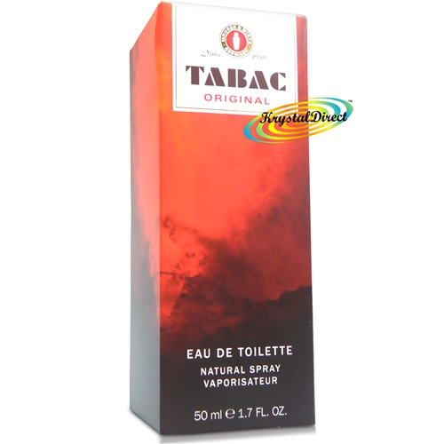 Tabac Eau De Toilette Natural Spray 50ml