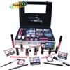 Professional Beauty Box Cosmetic Colour Case Make Up Vanity Case Gift Set 49 pcs