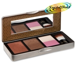 Technic Bronzed Radiance Bronzing Palette Make Up Gift Set Bronzer/Highlighter