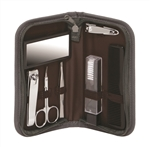 Man Stuff Manicure Travel Gift Set For Men