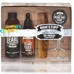 Technic Man'Stuff Tidy Whiskers Beard Care Gift Set