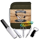 Technic Man'Stuff Survival Kit Gift Set