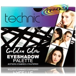 Technic Eyeshadow Palette Golden Glow