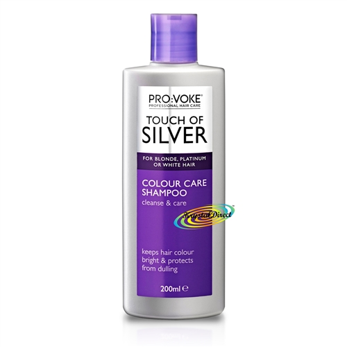 Touch of Silver COLOUR CARE SHAMPOO 200ml