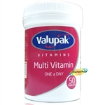 Valupak Multi Vitamin OAD Tablets 50