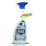 Viakal Limescale Watermark Remover Cleaner For Bathroom Kitchen Surface 500ml