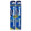 2x Wisdom Power Plus Electric Toothbrush Refill Replacement Heads Multi Pack
