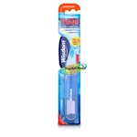 Wisdom Folding Portable Compact Travel Medium Toothbrush Ideal For Holidays
