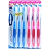 6x Wisdom Ortho Clean Toothbrush - SOFT