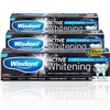 3x Wisdom Active Whitening Activated Charcoal Toothpaste 100ml