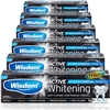 6x Wisdom Active Whitening Activated Charcoal Toothpaste 100ml