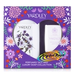 Yardley English Lavender Perfumed Talc & Luxury Soap