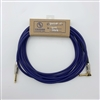 B-Stock Indigo Gotham Ultra Pro Instrument Cable 15'