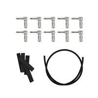 DIY Mogami 2319 Patch Cable Kit