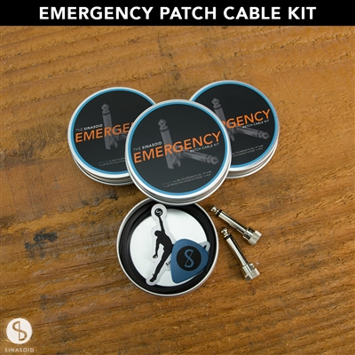 Sinasoid Emergency Solderless Patch Cable Kit