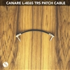 Short Stack Canare L-4E6S TRS Patch Cable