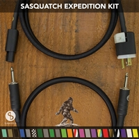 Sinasoid Sasquatch Expedition Kit: Power & Speaker Cables