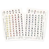 Daniel Smith Extra Fine Watercolor Dot Try It Cards Image