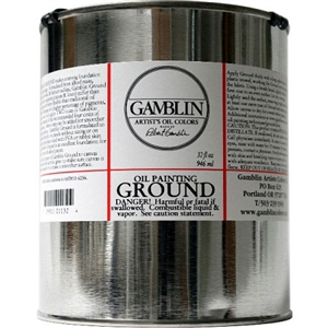 Gamblin Oil Ground Image
