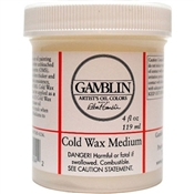 Gamblin Cold Wax Medium Image