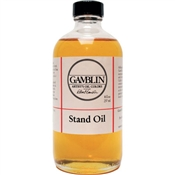 Gamblin Linseed Stand Oil 8 Oz Image