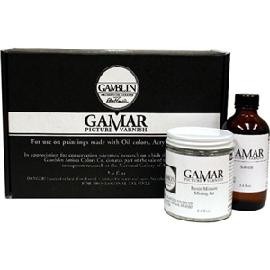 Gamblin Gamvar Picture Varnish 5.4 OZ Image