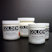 Golden Ground Absorb (White) Image