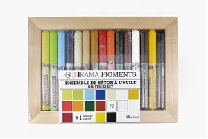 Kama Oil Stick Sets Image