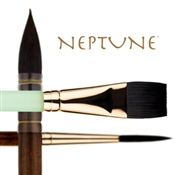 Princeton 4750 Neptune Synthetic Squirrel Brush Image