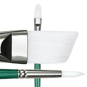 Princeton 6100 Synthetic Bristle Brush Set Image