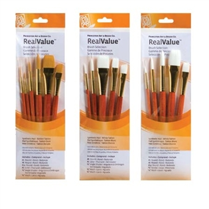 Princeton Short Handle Brush Sets Image
