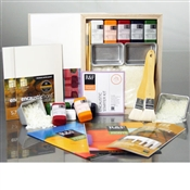 R+F Encaustic Sets Image