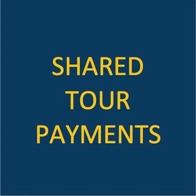 SHARED TOUR PURCHASE TEMPLATE