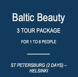 Shore Trips to meet your ship in St Petersburg & Helsinki