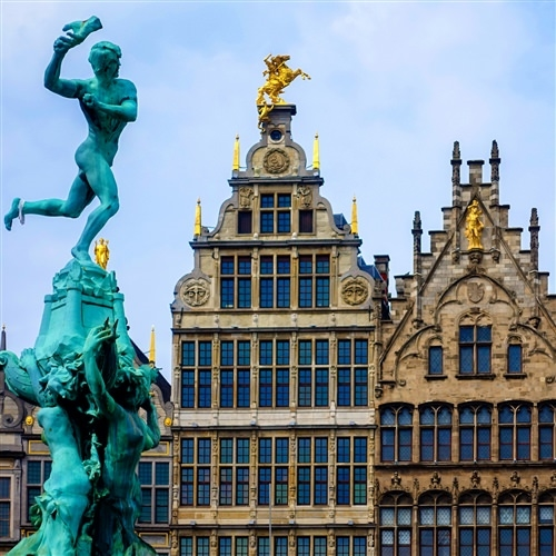 Antwerp Shore Trips - Antwerp and Brussels