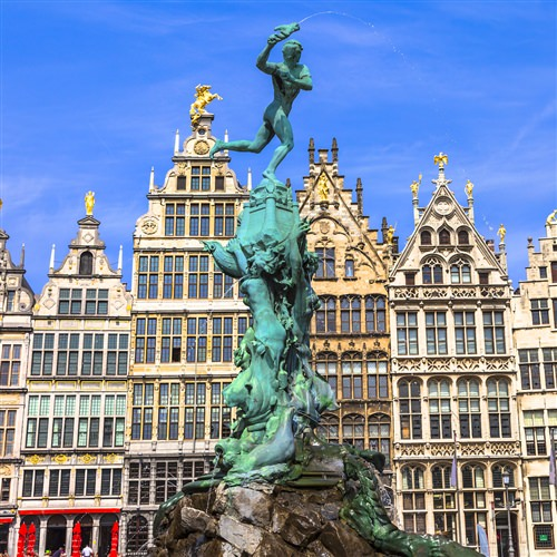 Antwerp Shore Trips - Antwerp and Ghent