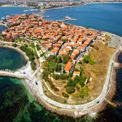 Burgas Shore Excursion - Secrets of Nessebar
