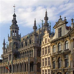 Zeebrugge Cruise Tour - Brussels, the Capital of Europe