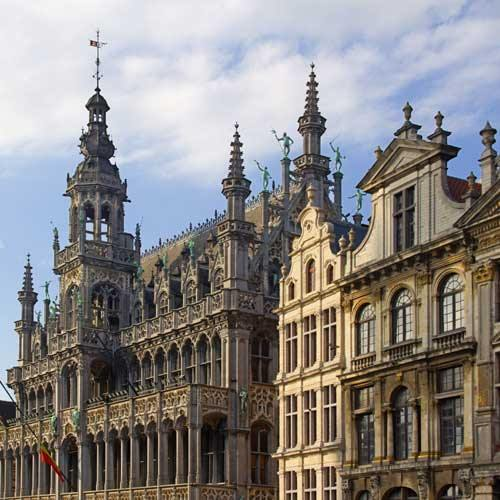 Brussels Walking Tour - Historic Brussels
