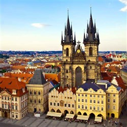 Prauge Walking Tour - Prague's Royal Way