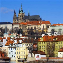 Prague Day Trip - Prague Castle and Strahov Monastery