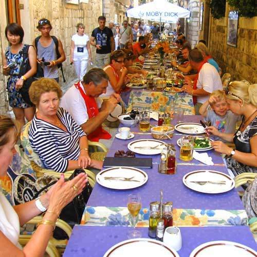 Dubrovnik Shore Trips - Osojnik Village Party w/ Lunch