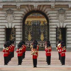 London Walking Tour - Royal London