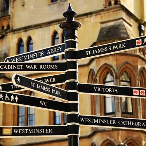 London Walking Tour - Churchill's London